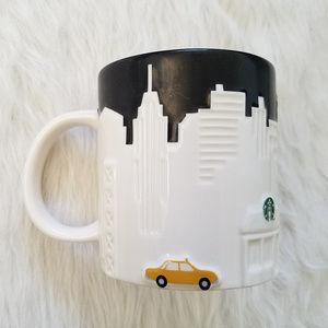 Starbucks Collector Series Mug New York City 2012